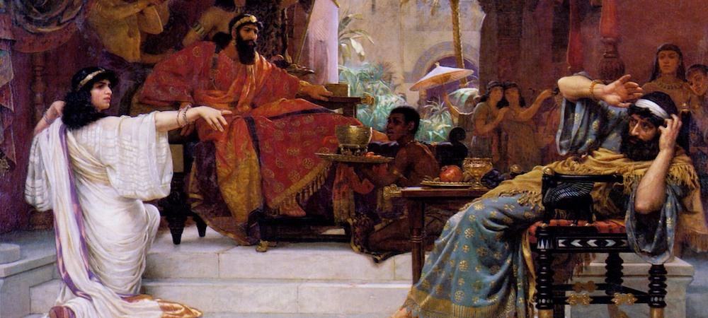 queen esther speaks