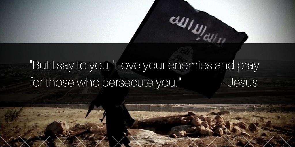 persecuted church scripture