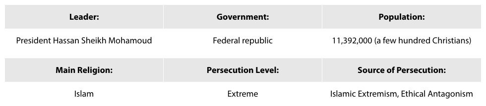 somalia stats