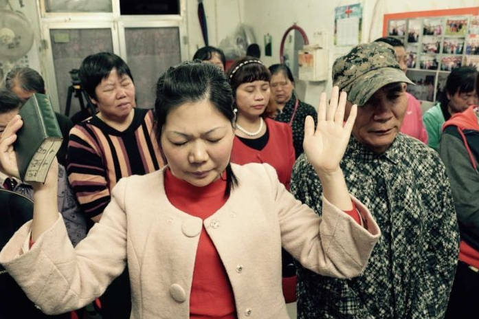 chinese persecution
