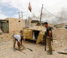 Iraqi response team
