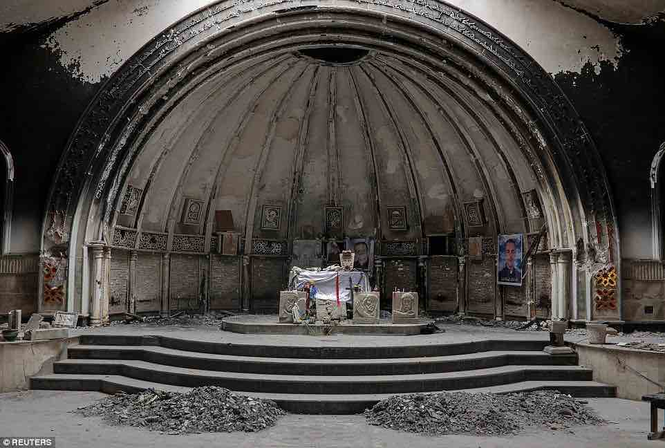 church in Qaraqosh