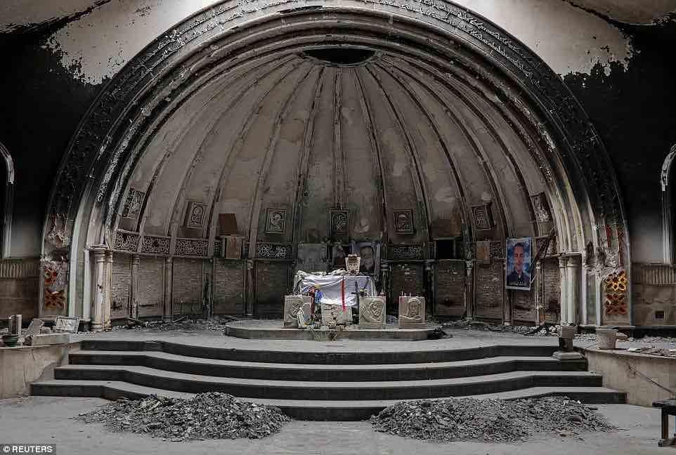 church in Qaraqosh